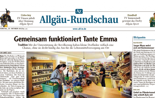 Allgäu Rundschau
